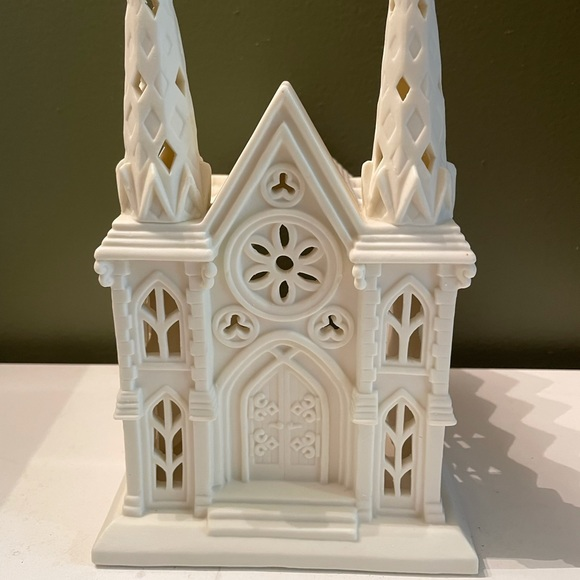 PartyLite Church Candle Holder